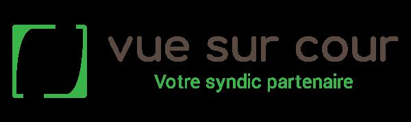Vue sur cour Logo